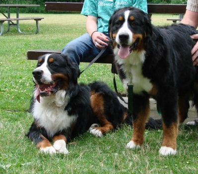 Titan & His Sister Touche